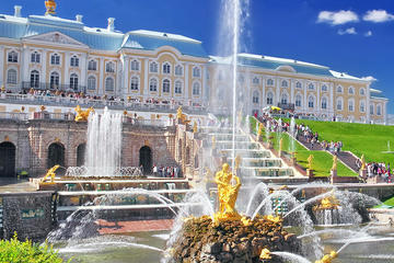 Highlights of Saint Petersburg 5-Day Guided Tour