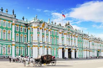 St Petersburg 2-Day Small Group Tour w Boat Ride