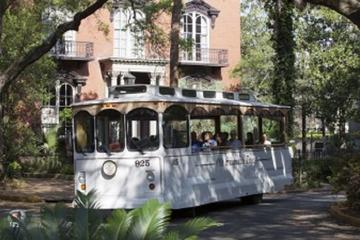 Historic On and Off Trolley Tour of...