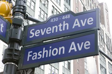Shoppingtour door het modedistrict met speciale toegang