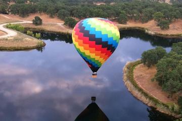 Book Hot Air Balloon Ride in Shared Basket from Rancho Murieta on Viator