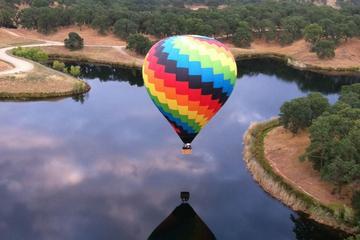 Book Hot Air Balloon Ride in Shared Basket from Rancho Murieta on Viator