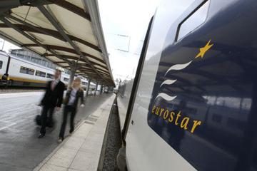 Privétransfer naar de Eurostar op station St Pancras, Londen
