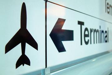 Privévervoer bij vertrek: hotel naar vliegveld Dublin