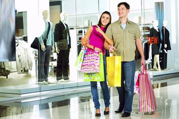 Sortie shopping indépendante à...