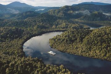 Cruise på Gordon River med avreise...