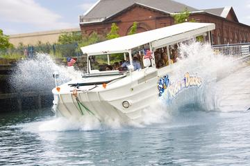 Book Gulf Coast Ducks Triple-Splash Duck Boat Tour on Viator