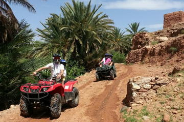Half-Day Guided Quad Tour from Ait...