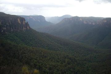 Blue Mountains Deluxe Overnight Eco...