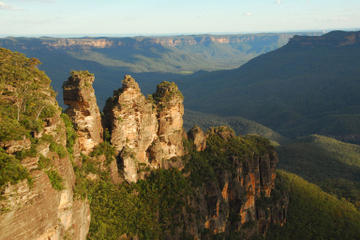 Blue Mountains, luksus-økotur for mindre grupper fra Sydney