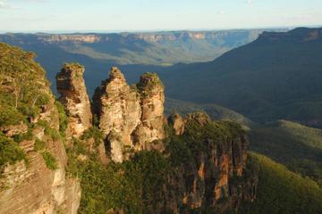 Luxe ecotrip met kleine groep naar de Blue Mountains vanuit Sydney