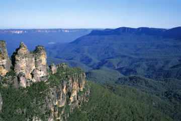 Sydney Combo: Deluxe Blue Mountains Day Trip plus Half-Day Sydney Sightseeing Tour