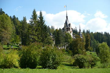 Day Tour Peles Castle - Caraiman Monastery from Brasov