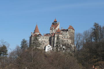 Fortified Churchies - Bran Castle...