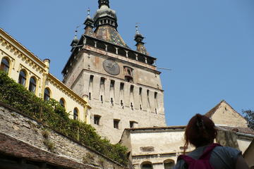 Rupea Citadel - Viscri - Sighisoara Day Trip from Brasov