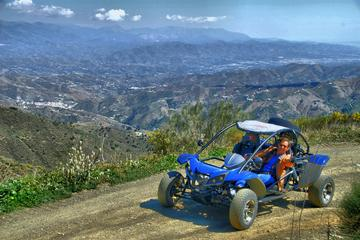 Malaga Shore Excursion: Panoramic Buggy Tour with Wine Tasting in a...