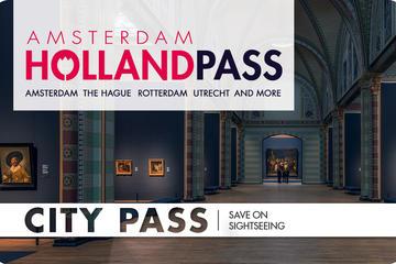 Holland Pass: bedste tilbud i Amsterdam - også uden for bygrænsen