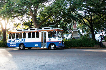 90 Minute History Trolley Tour of Savannah
