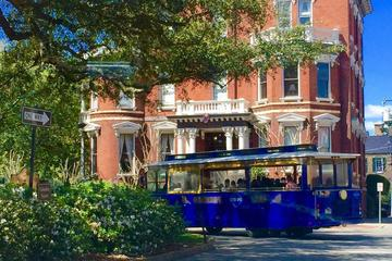 Tour in tram di Savannah con i fantasmi e Pass Hop-On Hop-Off per 2