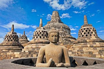 Borobudur and Candirejo