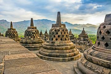 Borobudur Morning Sunrise