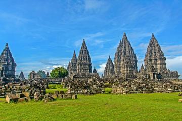 Prambanan and Surrounding Temples