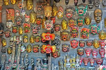 Private Tour: Full-Day Balinese Culture and Puppets Tour