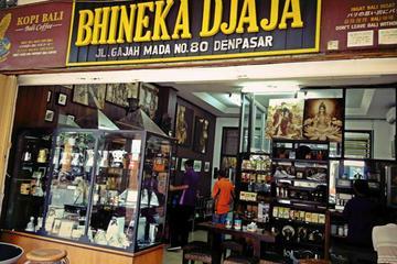 Private Tour: Full-Day Souvenir of Denpasar Tour