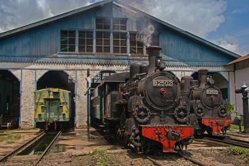 Railway and The Coffee