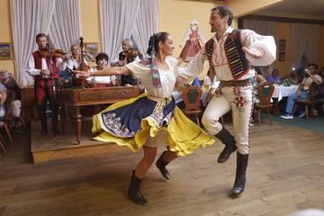Czech Folklore Evening in Prague Including Dinner and Round-Trip Transport