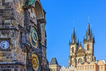 Excursión por lo más destacado de Praga de 3 horas en autobús y a pie