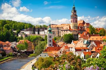 Excursion d'unejournée à Cesky Krumlov au départ de Prague