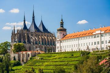 Halbtagesausflug nach Kutná Hora und dem Ossarium ab Prag