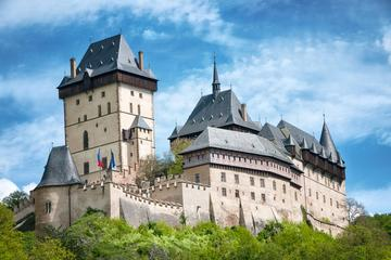 Half Day Karlstejn Castle Ticket and Tour from Prague
