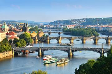 Prague Buffet Lunch Cruise with...