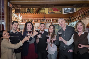 Authentic Spanish Wine Tasting and Tapas Tour in Madrid