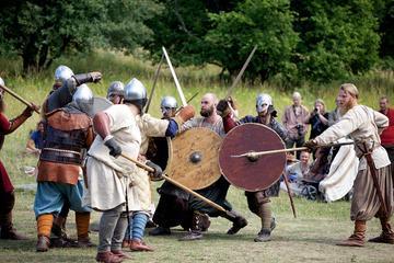 Birka, ciudad de los vikingos - Visita a pie y en barco