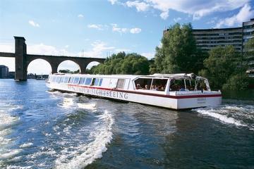 Crucero por los puentes de Estocolmo