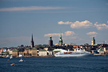 Escursione a terra a Stoccolma: tour panoramico esclusivo di Stoccolma