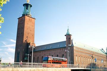 Excursão turística panorâmica de Estocolmo