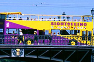 Excursión en autobús con paradas libres por la ciudad de Estocolmo