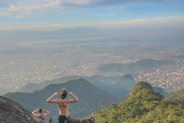 Waterfalls and Hike in Tijuca National Park with Brazilian Snacks