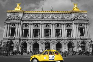 Private Tour: 2CV Paris City...