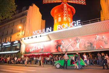 Private Tour: Mit der Ente durch Paris zum Moulin Rouge und zurück