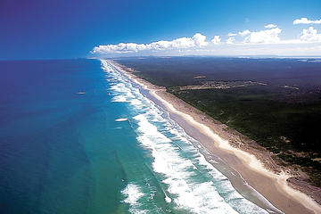Cape Reinga and 90 Mile Beach Tour...