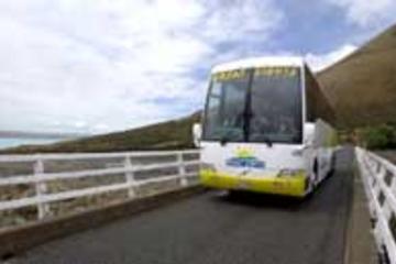 Christchurch zum Mount Cook - nur Hinfahrt