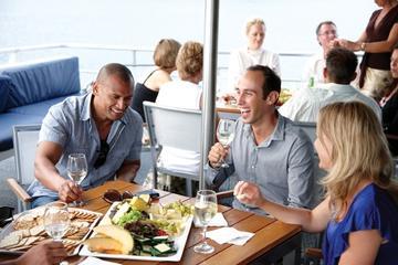 Déjeuner-croisière dans le port d'Auckland et dans le Golfe d'Hauraki
