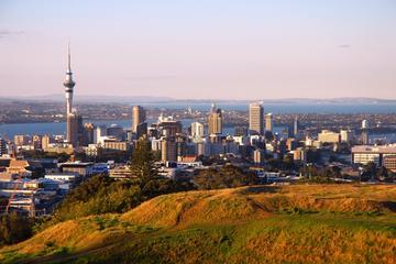 Excursão pela cidade de Auckland