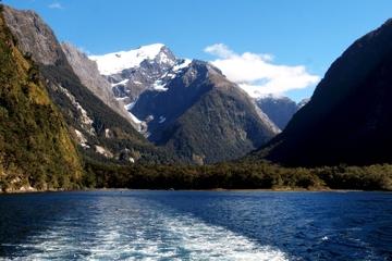 Ganztagesausflug ab Queenstown zum Milford Sound und nach Te Anau