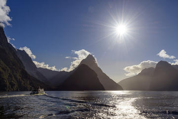 Milford Sound Coach Tour, Cruise from...